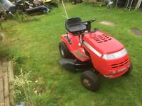 """Johnsered ride on mower 12.5 hp 40"""" cut"""