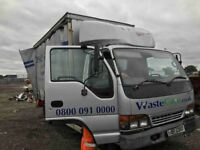 Isuzu truck breaking spare parts available