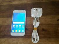 Samsung galaxy core prime duos SIM phone,unlocked, with charger