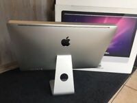 iMac 27 Intel Quad Core i5 2.8GHz 8GB RAM 1TB HDD FinalCut Wireless Keyboard & Mouse Office 2011