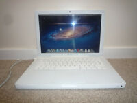 "APPLE MACBOOK 13"" GOOD CONDITION WITH MICROSOFT OFFICE BARGAIN"