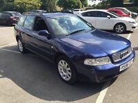 Audi A4 1.9 tdi estate 12 months mot ready to drive away excellent workhorse Octavia a3