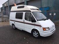 Ford transit Autosleeper Flair 4 Berth motorhome camper - loads of money spent!