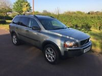 2006 Volvo XC90 2.4 DS Automatic/Diesel 7 Seater With Full Service History