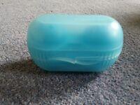 Tupperware Egg container