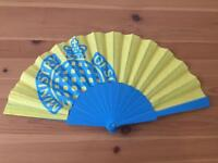 Ministry of Sound handheld fan