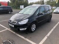 Ford Galaxy Zetec Tdci Auto, Diesel, Beautiful Runner, PCO Ready, Fully Loaded