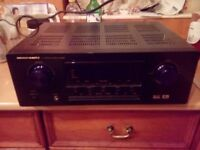 Marantz sr4200 av surround receiver