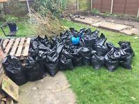 Garden soil FREE pick up