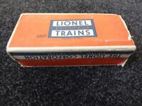 Old collectible vintage Lionel Electric Train Carriage 1950s?