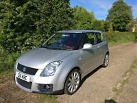 Suzuki Swift Sport 1.6 VVTi
