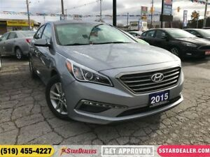 2015 Hyundai Sonata GL | CAM | HEATED SEATS | BLUETOOTH