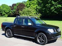NO VAT Nissan Navara 2.5 dCi Aventura Double Cab Pickup 4dr - 1 OWNER - 67,000 MILES