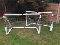 Samba 8 x 4ft Football Match Goals