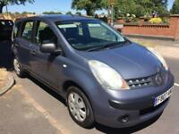 NISSAN NOTE EXCELLENT FAMILY CAR CHEAP INSURANCE