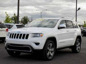 Jeep Grand Cherokee Limited 2016 CUIR TOIT NAV