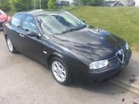 Alfa Romeo 156 1.8 TS Turismo 2003 in excellent condition long MOT