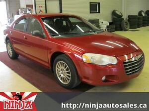 2006 Chrysler Sebring Touring One Owner and Safetied