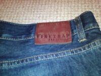 BRAND NEW FIRETRAP JEANS 36W/32L