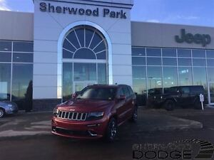 2015 Jeep Grand Cherokee SRT| UCONNECT 8.4 NAV W/ BLUETOOTH REMO