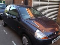 2008 Ford Ka 1.3 comfort manual, ideal small car.