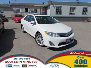2014 Toyota Camry XLE V6 | LEATHER | ROOF | NAV