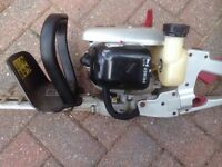 Petrol hedge cutter for spares/ repairs