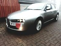 REDUCED FOR QUICK SALE ALFA ROMEO 159 LUSSO 1.9 DIESEL 2007