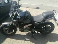 10 plate Yamaha MT-03, only 7600 miles