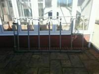 Trade rack galvanised 2500/1250cm