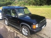 Land Rover Discovery 2 TD5 ES Auto **new Ashcroft automatic gearbox fitted**