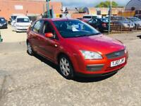 Ford Focus lx 1.6 07 reg long mot very clean car drives perfect AA cover included
