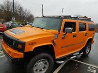 Hummer h2 low mileage lpg good example !!!