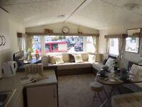 3 bedroom static caravan to rent at mullion caravan park in lizard peninsula
