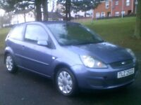 **EXCELLENT 2007 FORD FIESTA 1.4 TDCI 3 DOOR*FULL MOT DEC 2018*ROAD TAX £30*65+ MPG*VAUXHALL,RENAULT