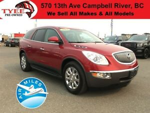 2012 Buick Enclave CXL AWD Navigation DVD Bluetooth