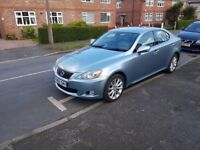 LEXUS IS220d 2009 sat-nav