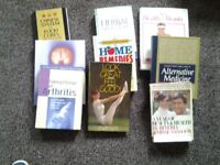 Selection of Books on Health Care