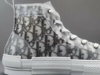 Christian Dior High Top Trainers Sneakers – Genuine Designer