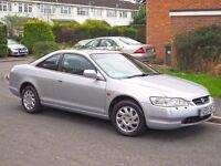 1999 HONDA ACCORD 2.0I ES AUTO SILVER - GREAT RELIABLE CAR