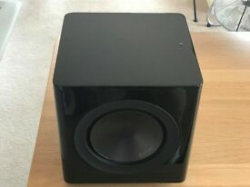 Monitor Audio Radius 380 Active Subwoofer Gloss Black