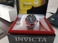 Divers fully automatic 200m chrono by Invicta like new boxed etc; £75 ovno