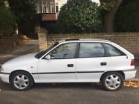 Vauxhall Astra 1996 low milage