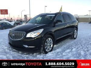 Certified 2014 Buick Enclave Premium - NAV! LEATHER HEATED SEATS