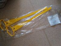 Hose Strap x 2 (Yellow) by Betterware