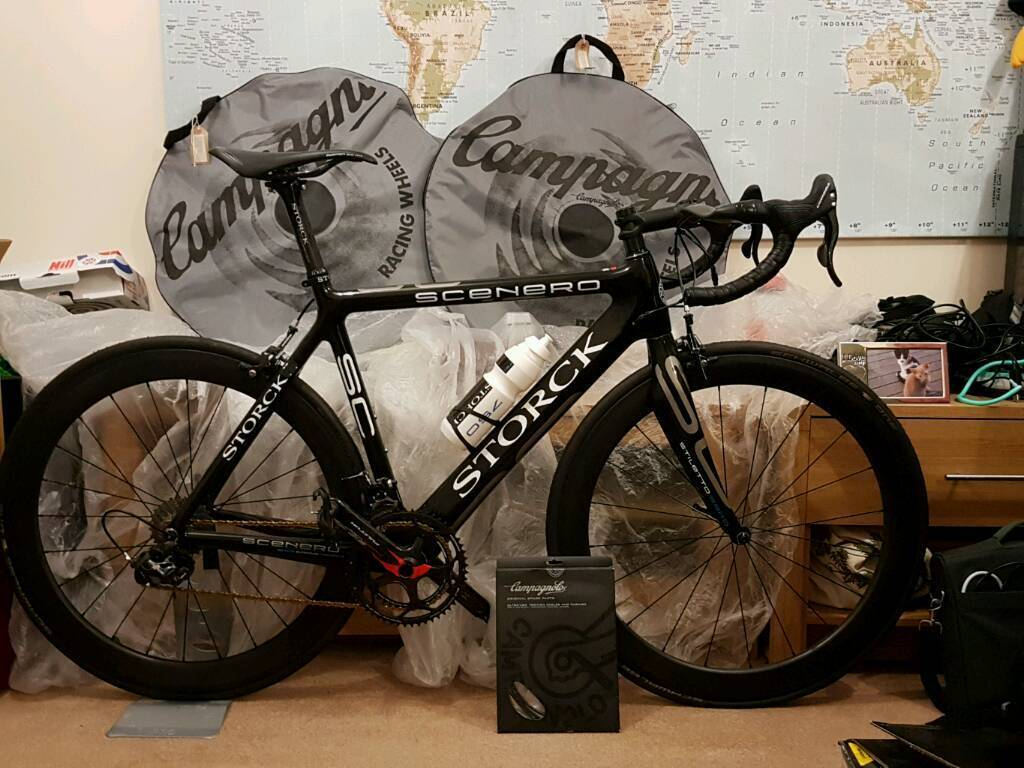 storck scenero g2 55cm road bike in stowmarket suffolk. Black Bedroom Furniture Sets. Home Design Ideas