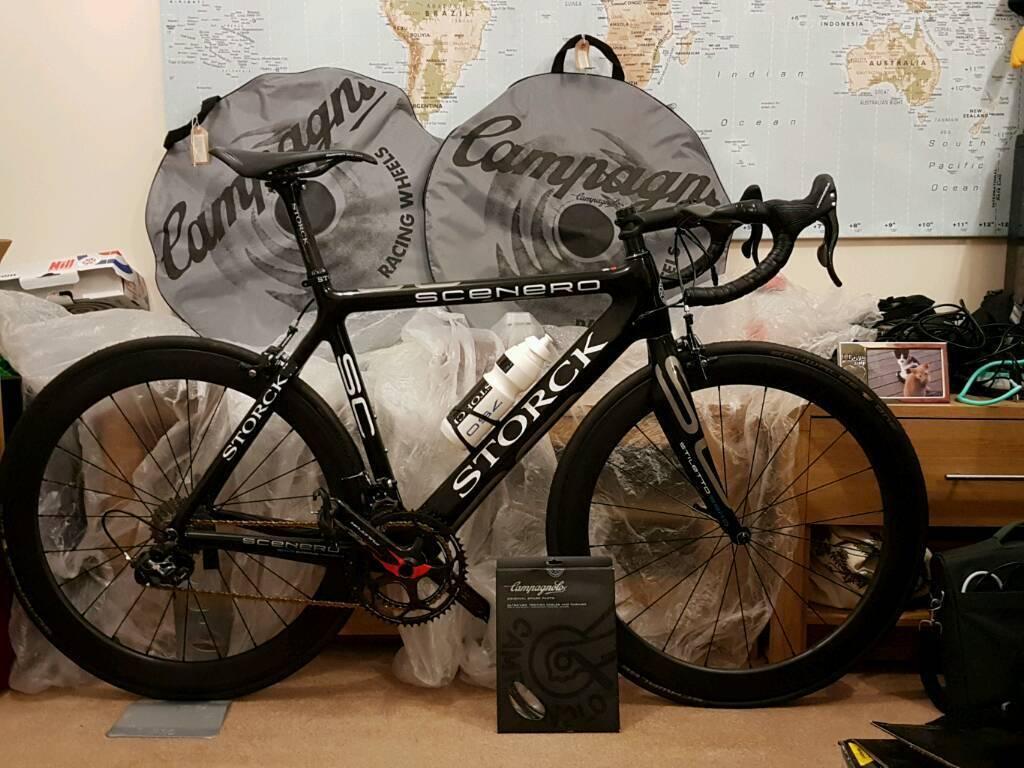 storck scenero g2 55cm road bike in stowmarket suffolk. Black Bedroom Furniture Sets. Home Design Ideas