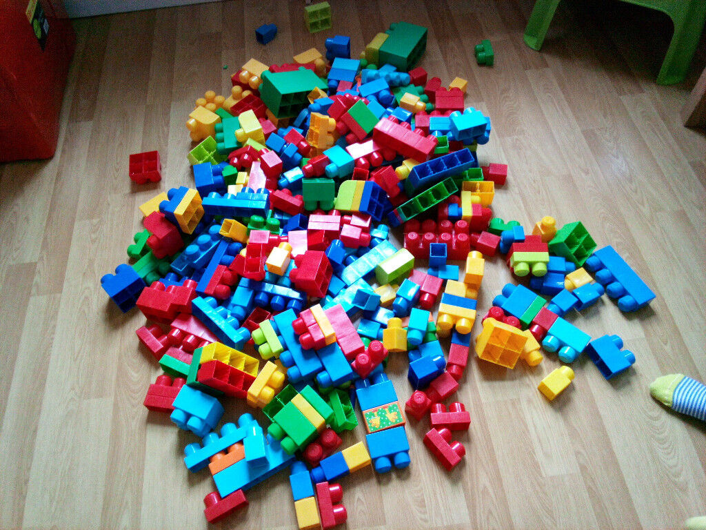 Mega Bloks Toy Bundle