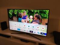 "Samsung 4K 40"" tv only 2 weeks old £549 new"