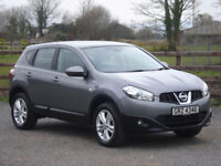 2013 NISSAN QASHQAI 1.5 DCI ACENTA **FULL SERVICE HISTORY**